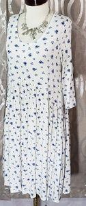Med Midi/Oakley Dress By Agnes & Dora